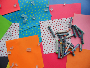 arts and crafts care home activities
